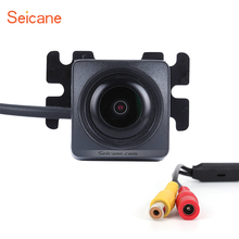 Hidden Mini Car Backup Camera  Rearview Camera for Aftermarket Radio 170 Degree Veiw Angle Waterproof Night Vision CCD Sensor