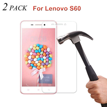 Buy 2PCS 2.5D 9H Premium Tempered Glass Lenovo S60 S 60 Screen Protector Protective Glass Film Lenovo S60 Screen Protector for $1.91 in AliExpress store