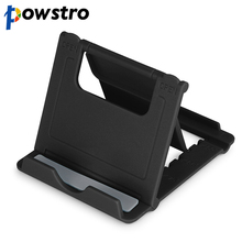 Mini Universal Adjustable Foldable Cell Phone Tablet Desk Stand Holder Smartphone Mobile Phone Bracket for iPad Samsung iPhone(China)