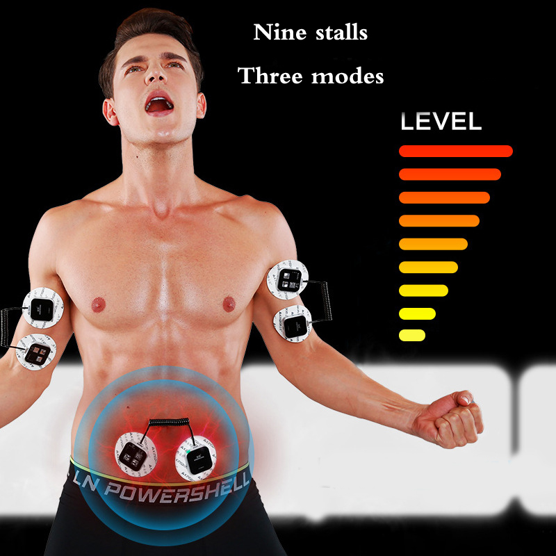 Body Liposuction Machine Powerful Slimming Massager Shake Instrument to Reduce Belly Fat Burning<br>
