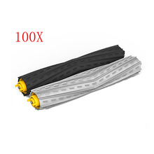 Wholesale 100 set Tangle-Free Debris Extractor Brush for iRobot Roomba 800 900 Series 870 880 980(China)
