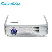 Smartlde Z4000 1500lumen Portable Home Theater DLP 3D LED Android Projector 4K Ultra HD Proyector Beamer BT4.0 Miracast Wireless(China)