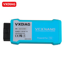 WIFI Version VXDIAG VCX NANO for TOYOTA TIS Techstream V12.00.127 Compatible With SAE J2534 VXDIAG for TOYOTA With WIFI Version(Hong Kong)