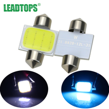 10pcs/lot For BMW Top Fashion New Car Bulbs 31mm 36mm 39mm 41mm Dome Festoon Led 12v Smd 5050 Interior Reading Light Sourse AE
