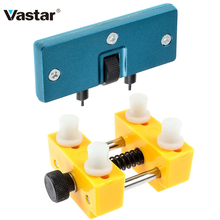 Vastar Adjustable Watch Back Case Opener Press Closer Remover Repair Watch Battery Change Watchmaker Tool + Repair Holder