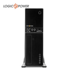 LOGIC POWER desktop computer  case New Arrivals 80mm FAN, CD-ROMx1, HDDx1, PCIx4, USBx2, AUDIO In / Out #2467