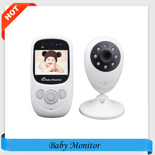 FIMEI Wireless Infant Radio Babysitter Digital Video Camera Baby Sleeping Monitor Night Vision Temperature Display Radio Nanny(China)