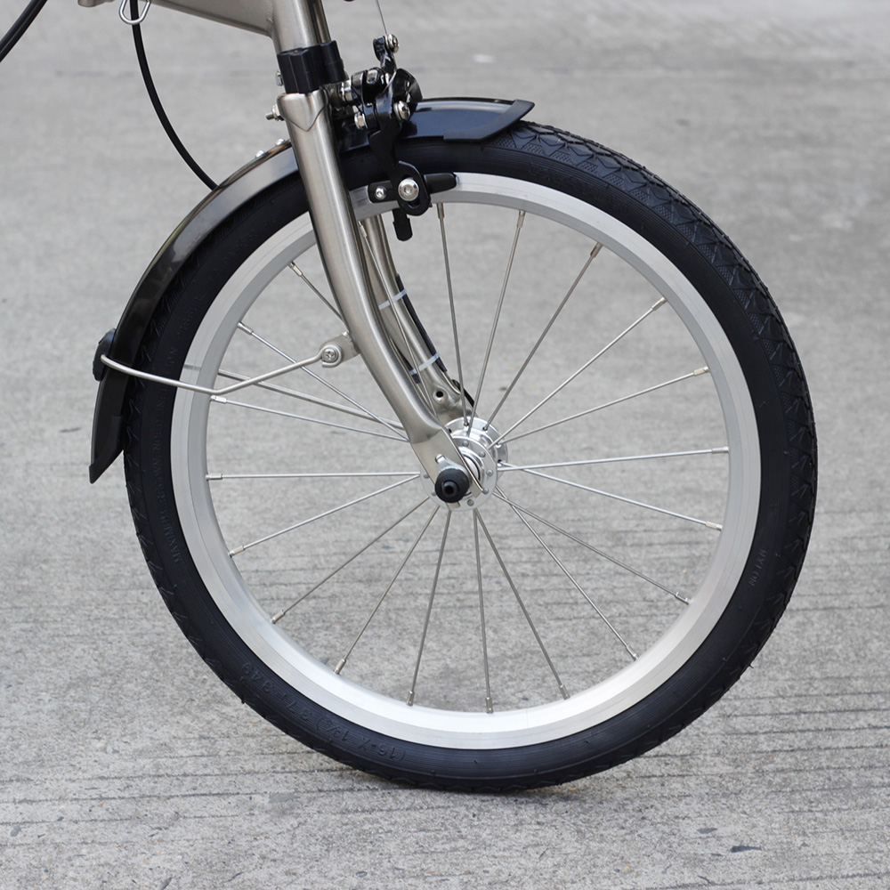 3sixty folding bike brompton 18