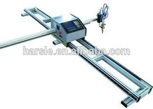 Gantry CNC Plasma Cutting Torches cnc plasma cutting machine(China)