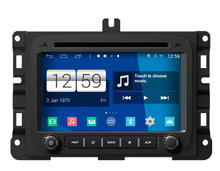S160 Android 4.4.4 CAR DVD player FOR DODGE RAM 1500 2014 car audio stereo Multimedia GPS Head unit(China)