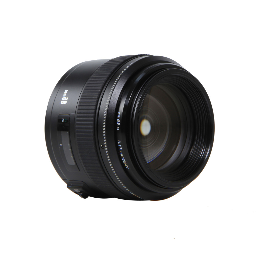 Yongnuo 85mm f1.8 prime Lens for Canon EOS EF Mount SLR Cameras medium telephoto lens prime Auto focus and Manual focus Lenses Camers (2)