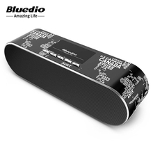 Bluedio AS USB Som Blutooth Outdoor Bleutooth WiFi Aux Mini Wireless Portable Bluetooth Speaker Phone Player Bluetooh Hoparlor