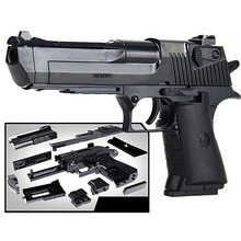 Gun-Toys Miniature-Gun-Model Building-Block Pistol Cs-Games Plastic Rifle Children Boys