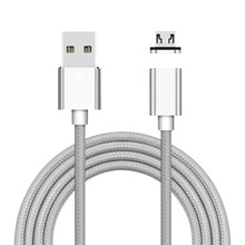 Buy Magnetic Cable Micro USB Cable Wire Metal Charger Data Charging Android Cable Samsung Micro USB LED Indicator Magnet Cable for $3.76 in AliExpress store