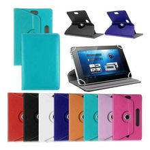 Asus FonePad 7 FE375CG FE375CXG Tablet Case inch 360 Rotating Colorful Stand Protective Cover - Yudi-best store