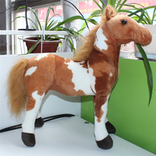 Simulated Animal Toy Story Plush Bullseye Figure The Horse Cute Doll For Children's Gift 40cm