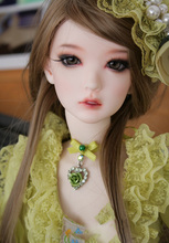 1/3 scale doll Nude BJD Recast BJD/SD Beautiful Girl Resin Doll Model Toy.not include clothes,shoes,wig and accessories A15A919