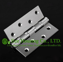 Door hinges, stainless steel Hinges for Interior Wood door,ball bearing hinge stainless steel,no noise,Free Shipping(China)