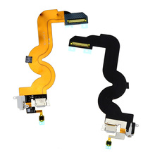 New Charging Port Dock Ribbon Flex Cable Repair Part For iPod Touch 5 , free shipping