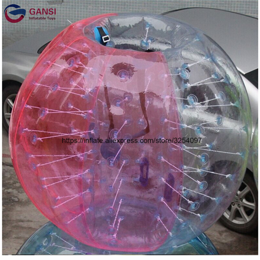 inflatable bubble ball117