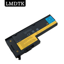LMDTK NEW LAPTOP BATTERY FOR IBM LENOVO X60 X61 X60S X61S Series 4 cells free shipping(China)