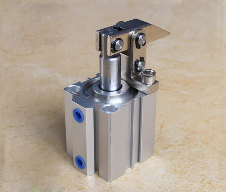 bore 25mm size ALC seris pneumatic lever clamping cylinder<br>