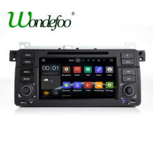 Android 7.1 RAM 2G / 1G Quad core HD touch screen 2 DIN Car DVD GPS Radio stereo For BMW E46 M3 E39 X5 3G GPS dvd player AUDIO(China)