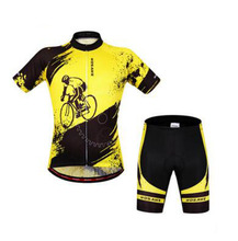 2017 summer  with short sleeves cycling mountain bike tour de France Jersey shirt with short sleeves Jersey