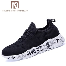 Buy NORTHMARCH 2018 Spring Summer Men Sneakers Breathable Mesh Comfortable Lace-Up Outdoors Shoes Men Zapatillas Hombre Casual for $13.60 in AliExpress store