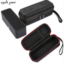 cycle zone Easy carry case travel Bicycle pouch protective case bag for anker soundcore dual-driver bluetooth speaker Bag