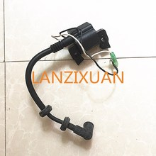 Boat Motor F6-04000400 Ignition Coil Assy for Parsun 4-Stroke F6A F5A Outboard Engine High Pressure Coil