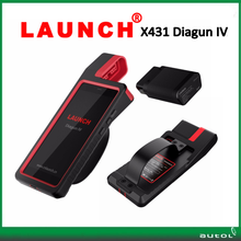 Android system obd2 scanner latest launch X431 Diagun IV auto car diagnostic scanner free update online for 2 years