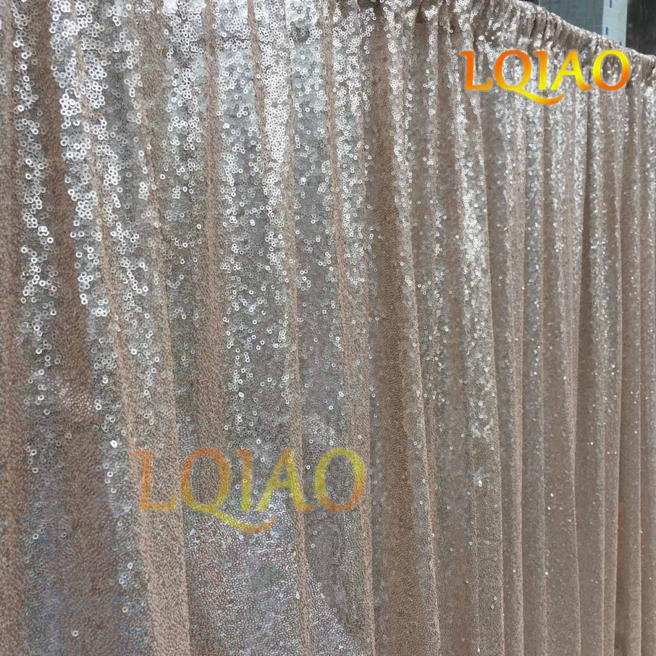 champagne sequin backdrop-19