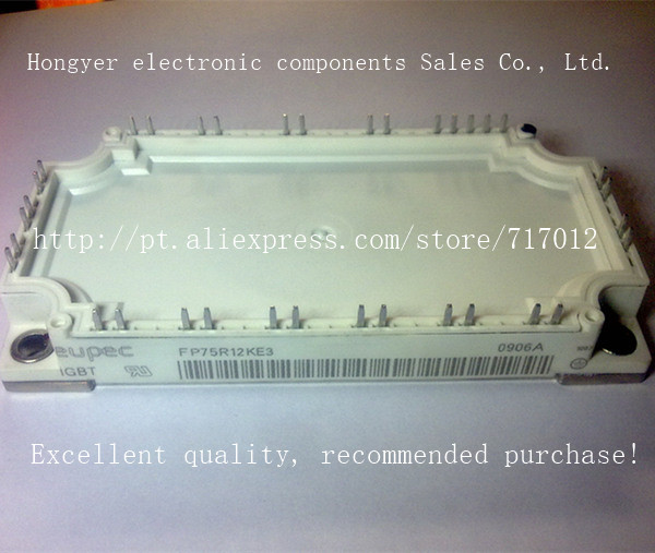 Free Shipping FP75R12KE3 New products IGBT Module:75A-1200V Can directly buy or contact the seller<br><br>Aliexpress