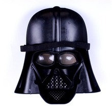 15pcs Star Wars Stormtrooper Helmet Darth vader Mask Halloween Cosplay Party Masks Adults Men Game  Masquerade Masks GC-052