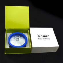 New packing BIO DISC4 with silicone protection ring Scalar Energy Water Quantum 3000 negative ions Classic BIO DISC & BIO DISC 4