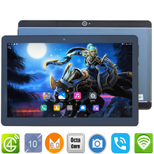 Newest BMXC 10 inch 4G Tablet PC Android 6.0 Octa Core 4GB RAM 64GB ROM Smart tablets GPS Bluetooth tablets 1920*1200 10.1+GIFTS