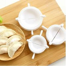 3 Pcs Chinese Dumplings Mold Dough Press Pie Ravioli Making Maker Mold dumpling makers Kitchen Tool(with original package)(China)