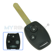 Remtekey remote head key 2 button car key for Honda key HON66 434MHZ MLBHLIK-1T(China)