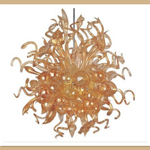 Modern Pendent DIY Chandelier Home Decoration Hand Blown Art Chihuly Style