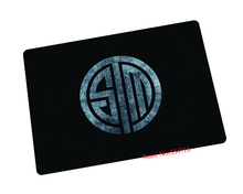 Team Solo Mid mouse pad HD print pad to mouse TSM computer mousepad High quality gaming padmouse gamer to laptop keyboard mats(China)