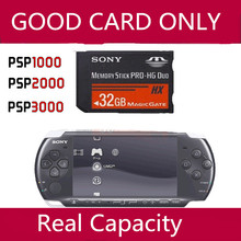 Full Capacity MS 4/8/16GB 32GB Memory Stick Pro Duo Memory Cards PRO-HG Duo memory card for Sony psp PRO Duo HX MS Card