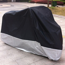 All Size Motorcycle Covers Moped All Scooter Outdoor Rain UV Protective Covering Waterproof Dustproof For Honda Harley Yamaha