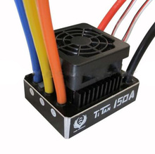 iTan 150A WP Sensored Brushless Speed Controller ESC for 1/8 1/5 RC Car Buggy