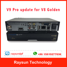 Starhub Singapore HD Cable TV Box  upgrade version from V8 Golden support WIFI+Youtube tv receiver