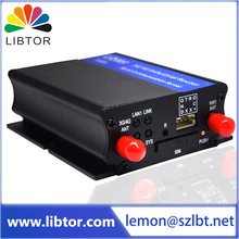 T260S-A1 competitive price WIFI industrial wireless GPRS 3g modem router for environment monitoring application