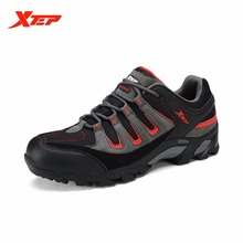 XTEP Mens Waterproof Outdoor Hiking Climbing Boots Autumn Winter Rubber Sneakers Trail Hiker Athletic Sports Shoes 986219179307