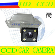 Promotion HD ForFord Focus/Fiesta/Mondeo/S-Max/Kuga Car rear view Camera back up reverse for GPS(China)