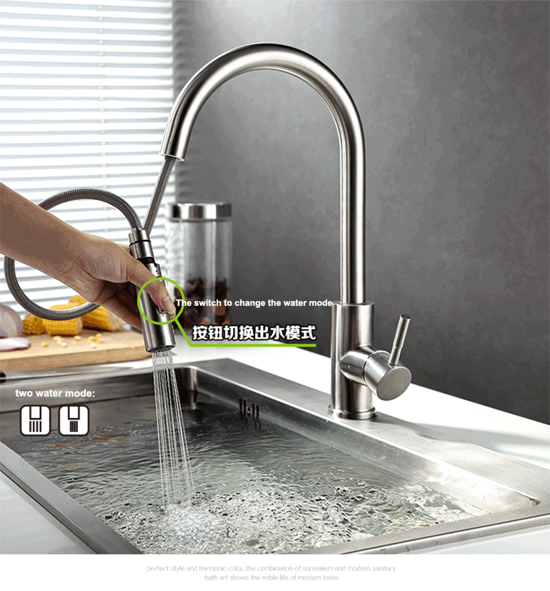 Touch Faucet Kitchen (16)