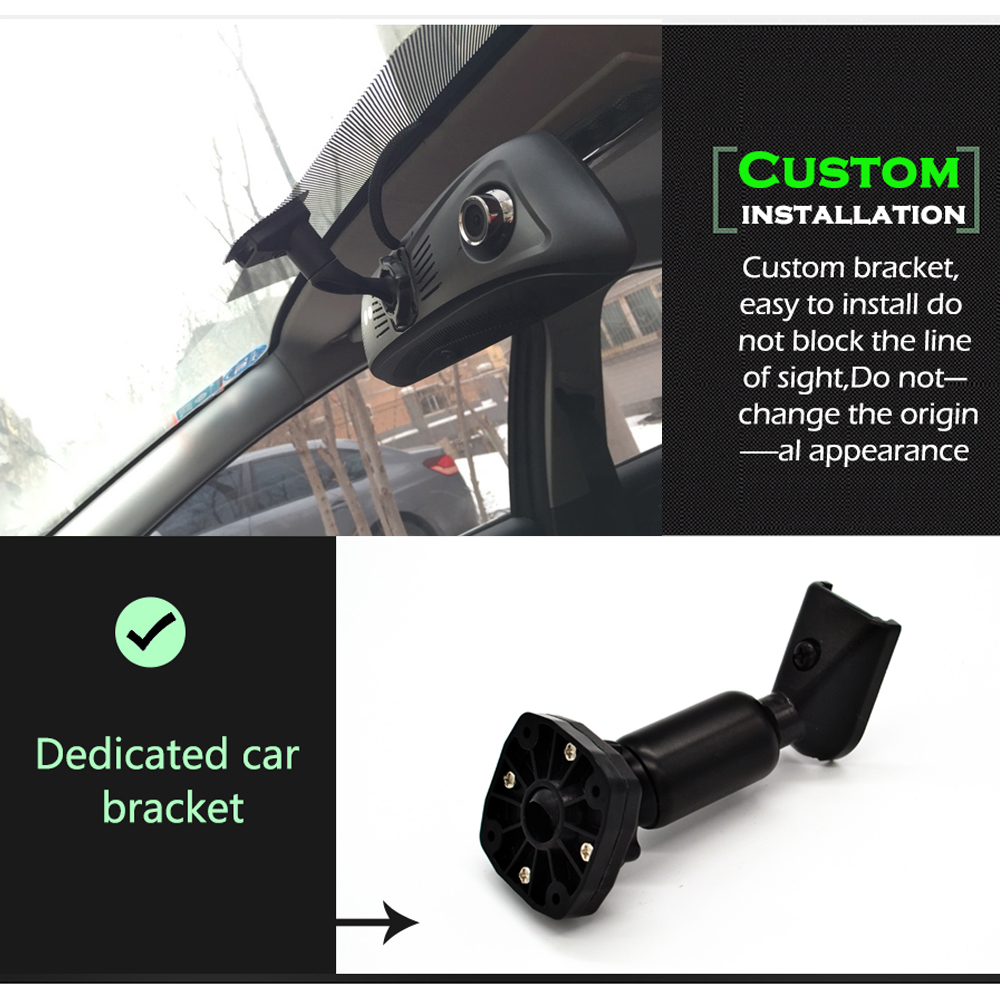 """Junsun 8"""" 4G Newest Mirror Car DVR Camera Android 5.1 with GPS DVRs Automobile Video Recorder Rearview Mirror Camera Dash Cam 7"""